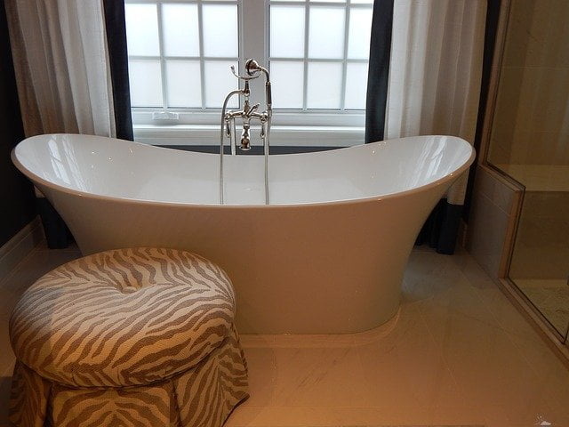 compressed b terra in freestanding home the shallow bathtub bottom depot ove n drain flat bath bathtubs decors center white
