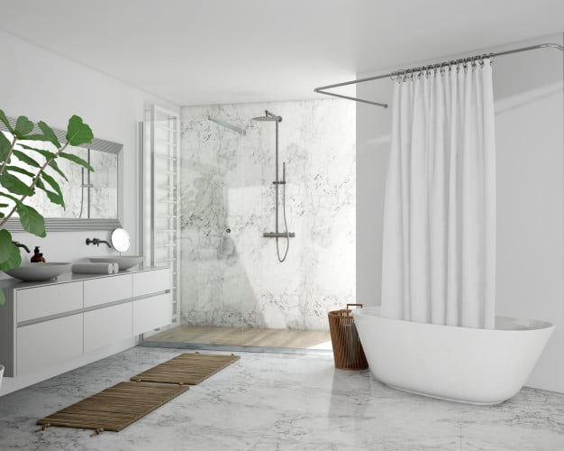 Don't Make These Bathroom Design Mistakes
